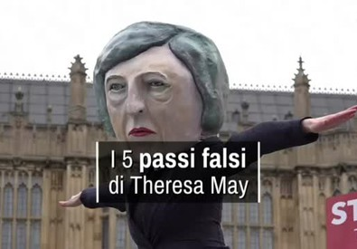 Brexit, i 5 passi falsi di Theresa May