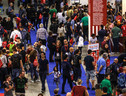 Presentati i dati dlla Maker Faire Rome - The European Edition' 2019 (fonte: Maker Faire) (ANSA)