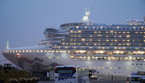 Diamond Princess cruise ship infected with Covid-19 coronavirus (ANSA)