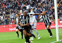 Serie A: Udinese-Spal 3-2  (ANSA)