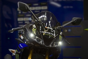 DNA racing per la YZF-R125, 'piccola' supersportiva Yamaha (ANSA)