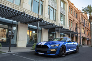 Ford Mustang Shelby GT 350 e GT 500, ora in serie speciale (ANSA)