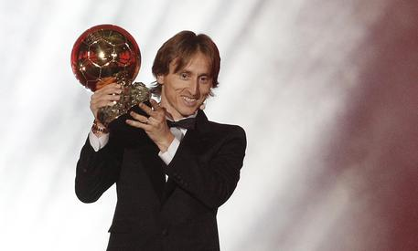 'Ballon d'Or' (Golden ball) ceremony © EPA