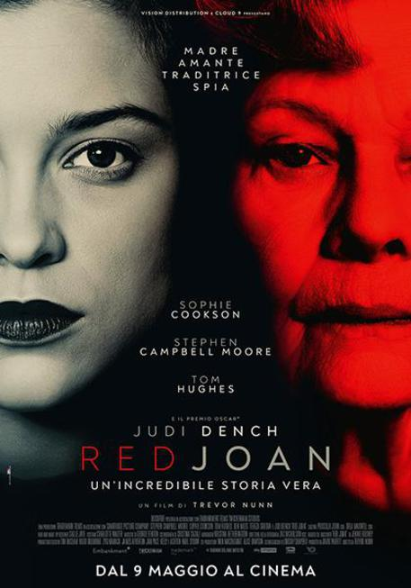 La locandina del film Red Joan © ANSA
