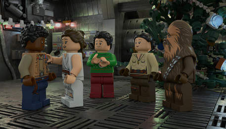 Lego Star Wars - Christmas Special (ANSA)