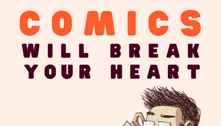 Comics will break your heart (ANSA)