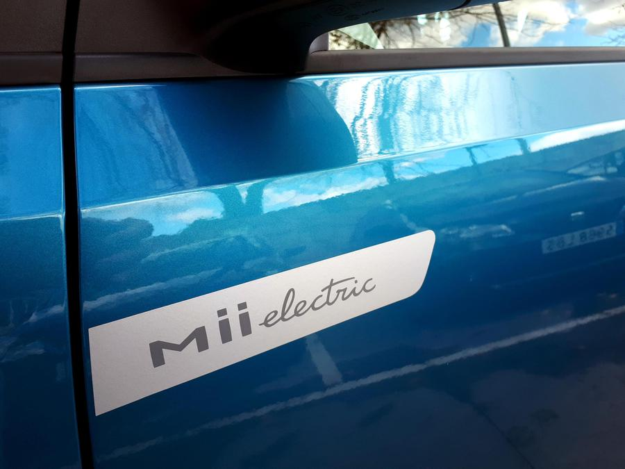 Seat Mii electric © ANSA