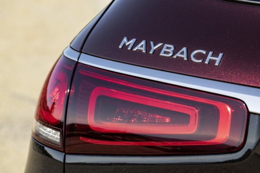 Maybach GLS 600 © Ansa