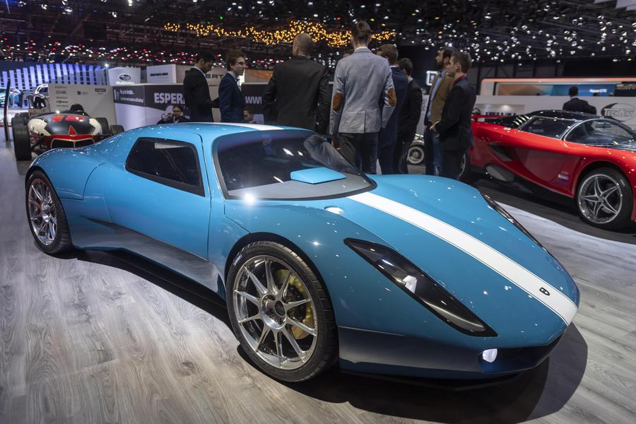 Switzerland Geneva Motor Show ©