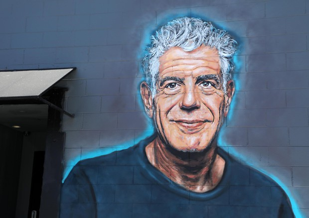 Anthony Bourdain © ANSA