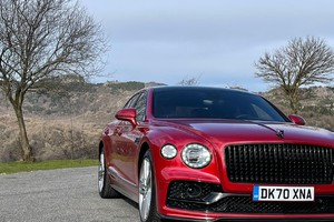 Bentley Flying Spur V8 (ANSA)